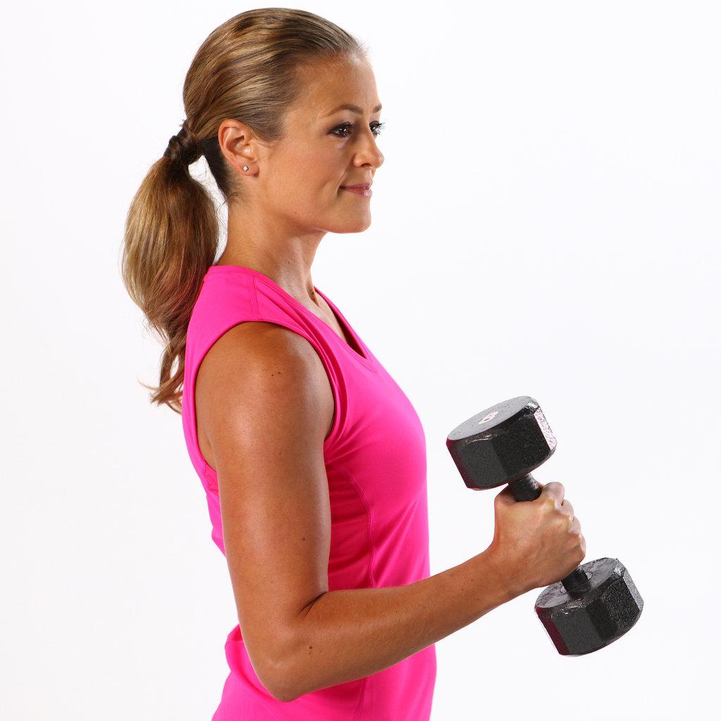 Beginner-Arm-Workout-Weights